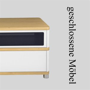 tv moebel hifi rack lowboard gefertigt im m nsterland. Black Bedroom Furniture Sets. Home Design Ideas