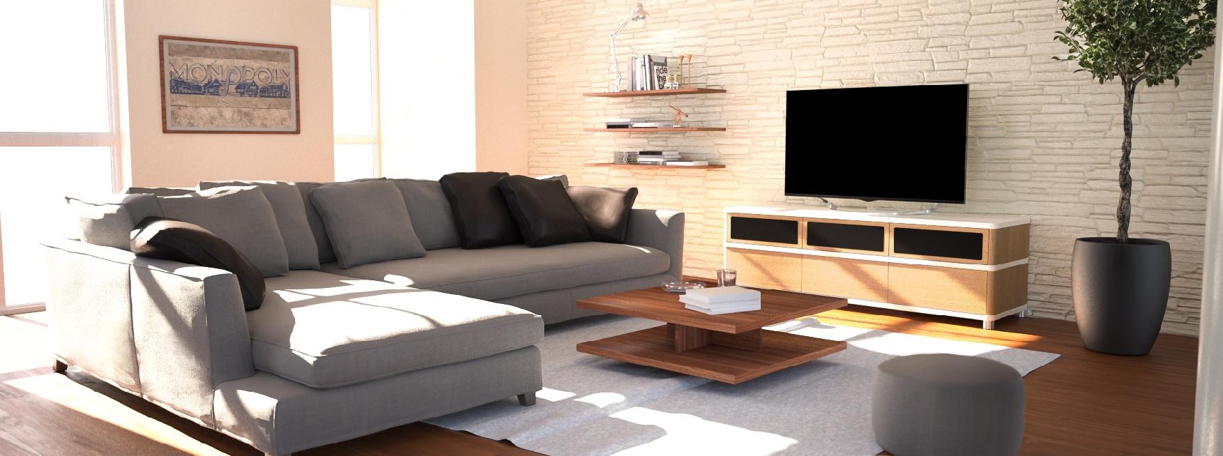 TV Möbel, Lowboards und HiFi Racks mit Sinn