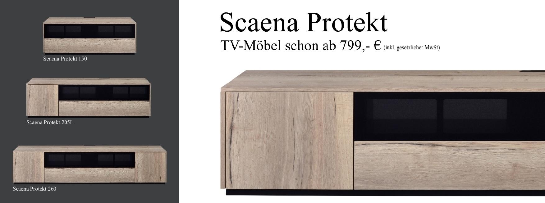 TV Möbel mit viel Platz!