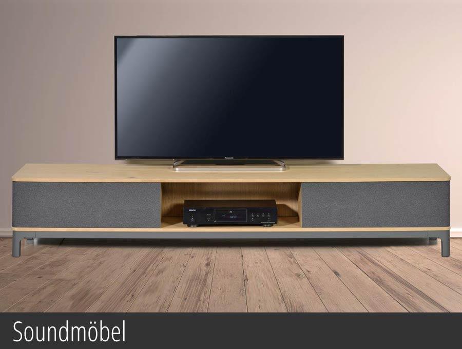 TV Moebel, HiFi Rack, Lowboard gefertigt im Münsterland